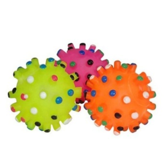 New One Pet Puppy Chew Squeaker Squeaky Plush Sound BallForDog-Ball- intl - 8610635 , OE680OTAA8Y9YGVNAMZ-17587423 , 224_OE680OTAA8Y9YGVNAMZ-17587423 , 538020 , New-One-Pet-Puppy-Chew-Squeaker-Squeaky-Plush-Sound-BallForDog-Ball-intl-224_OE680OTAA8Y9YGVNAMZ-17587423 , lazada.vn , New One Pet Puppy Chew Squeaker Squeaky Plush