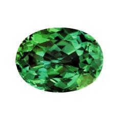 Ngọc lục bảo Emerald Oval 12 x 16