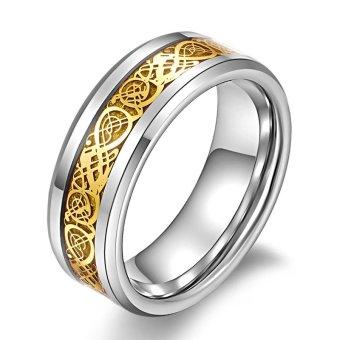 Giảm giá Nhẫn hoa văn rồng Vàng