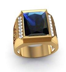 Nhẫn nam mạ vàng 14k – NNAM99
