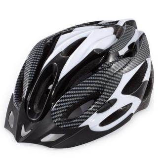 Nón bảo hiểm cho người đi xe đạp (trắng)