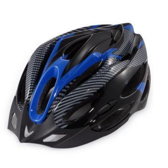 Nón bảo hiểm cho người đi xe đạp (xanh)