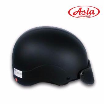 Nón bảo hiểm Sơn 128 ASIA - Phân phối chính hãng ASIA (Đen)
