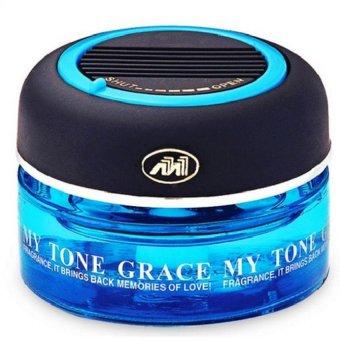 Nước hoa ô tô My Tone Grace Pecolo 110ml TIGĐ055 (Xanh nước biển)