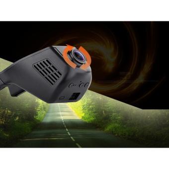 Orangeera hành trình HD 1080P WIFI ( 2 Camera)