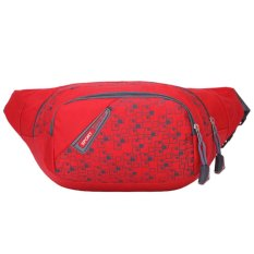 Giảm Giá Outdoor Multifunction Waist Bag(Red) – intl   crystalawaking
