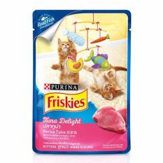 Pate Purina Friskies Kitten 80gr