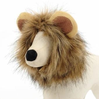 Pet lion ear hat (L) - intl - 8589859 , OE680OTAA70DVPVNAMZ-12864147 , 224_OE680OTAA70DVPVNAMZ-12864147 , 652680 , Pet-lion-ear-hat-L-intl-224_OE680OTAA70DVPVNAMZ-12864147 , lazada.vn , Pet lion ear hat (L) - intl