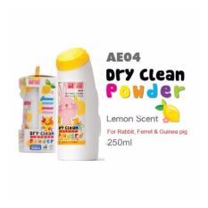 Phấn tắm khô siêu sạch Alice vị chanh 250ml