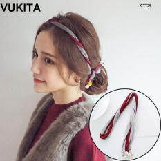 Giá Sốc Phụ kiện tóc cài tóc kep tóc VUKITA CTT26 ( Nhiều Màu )