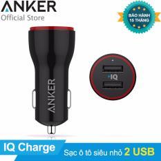 Anker PowerDrive 2 24W Black