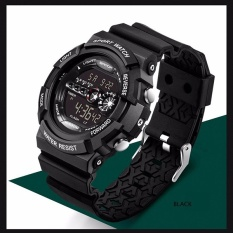 SANDA Brand Automatic waterproof sport Men Fashion digital Watch top quality famous clock army shock wristwatch military 320 – intl