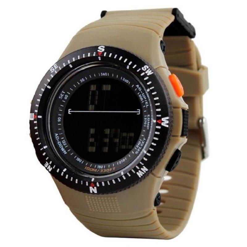 Nơi bán SKMEI 0989 Mens Military LED Digital Watch(Not Specified)(OVERSEAS) - intl