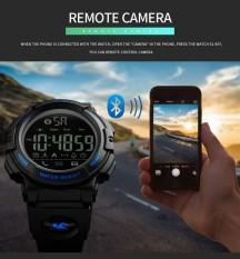 ĐỒNG HỒ Thông Minh Bluetooth Dây Thời Trang Ngoài Trời Bước Calo Từ Xa Camera Đồng Hồ Thể Thao 50 m Chống Nước Kỹ Thuật Số Đồng Hồ Nữ-quốc tế