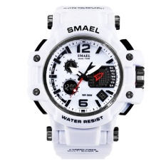 SMAEL Brand Watch 1509 Business Fashion Digital Watch Sports Dual Display Wristwatch Quartz Outdoor Electronic Clock Reloj Masculino – intl