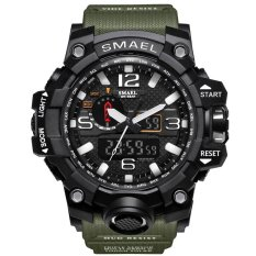 Giá Niêm Yết SMAEL Watch 1545 Youth and Vitality Style Theme Sport Outdoor High-quality Watch for Young Man Best Product Cool – intl