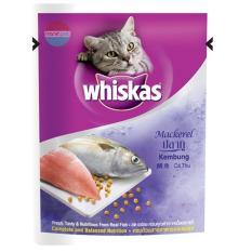 Sốt Whiskas Cá Thu 85g