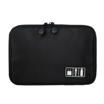 Storage Organizer Bag Black - Intl