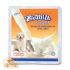 Sữa Bột Bio Milk Cho Mèo gói 100gr – bbl_020116