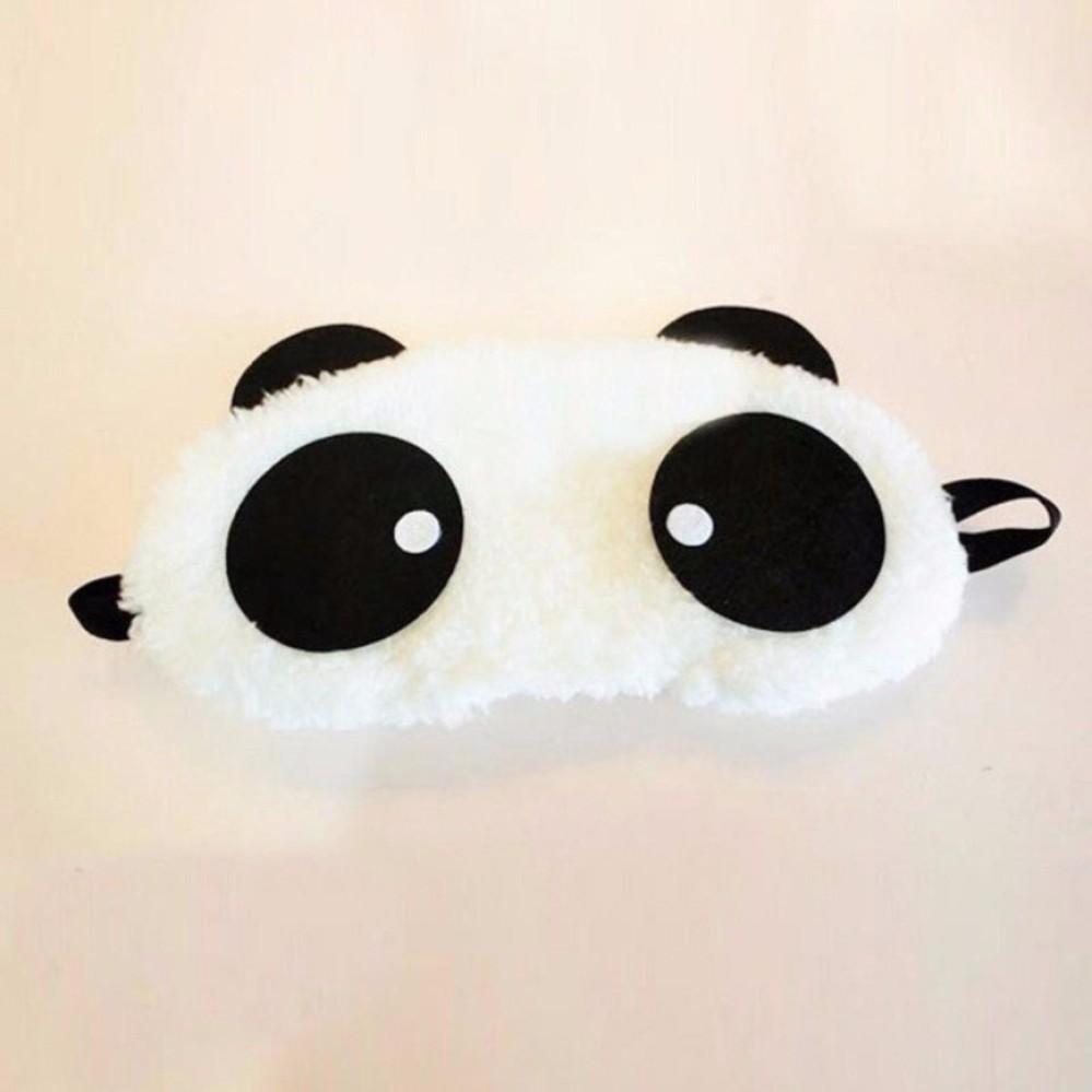 Tấm Bịt Mắt Ngủ Hình Gấu Panda – Giao ngẫu nhiên