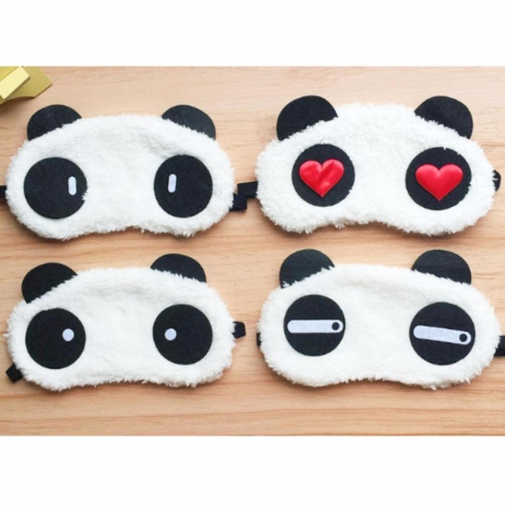Tấm Che Mắt Ngủ Hình Gấu Panda
