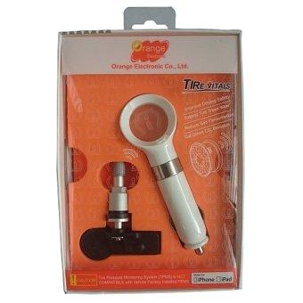 Thiết bị cảm biến áp suất lốp P418 (Trắng)