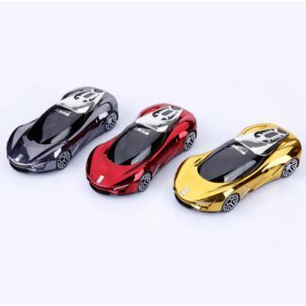 Thiết bị cảnh báo tốc độ,Định vị gps ô tô mô hình xe Ferrari Cao cấp (xám)