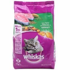 Thức Ăn Cho Mèo Lớn Whiskas Vị Cá Ngừ Túi 1.2 Kg (Tuna Flavor)