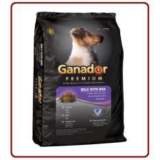 Thức ăn hạt cao cấp cho Chó con Ganador Puppy 500gr