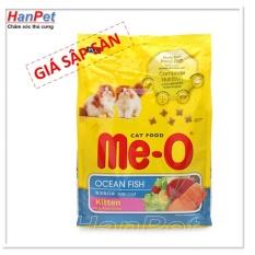 Giá Thức ăn mèo con – ME-O kitten vị cá biển (hanpet 204c) (gói 1,1kg)