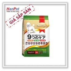 Thức ăn Smartheart Gold gói 1kg – loại cho chó cỡ nhỏ (hanpet 216)