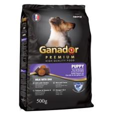 Thức ăn sữa và DHA cho chó – Thức ăn cho chó nhỏ – Thức ăn cho chó Ganador Puppy