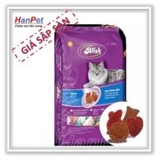 Cập Nhật Giá Thức ăn viên cao cấp cho mèo, Blisk dùng cho mèo mọi lứa tuổi -gói 1,5kg (hanpet 208)