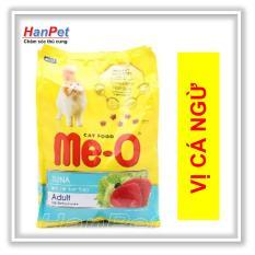 Hanpet.HCM miễn ship>99k-Thức ăn viên cho mèo lớn Me-O 350gr (vị CÁ NGỪ) (hanpet 201)-HP10381TC