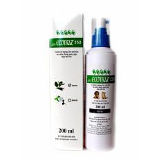 Đánh Giá Thuốc xịt/phun/tắm phòng trị ve, rận cho vật nuôi Asi ECOTRAZ 250 (200 ml)