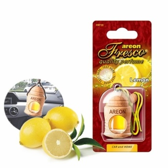 Tinh dầu treo xe ô tô hương chanh – Areon Fresco Lemon