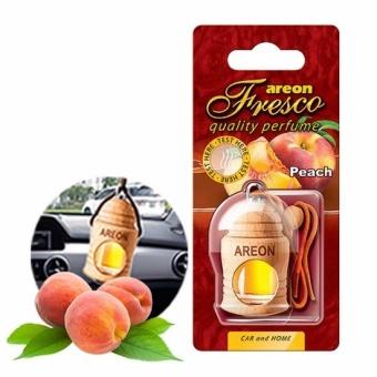 Tinh dầu treo xe ô tô hương đào – Areon Fresco Peach