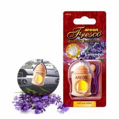 Tinh dầu treo xe ô tô Areon hương oải hương (lavender), nhập khẩu Bulgaria