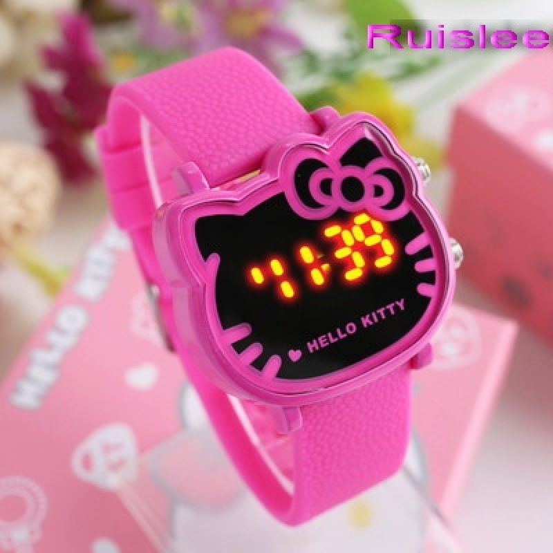 Top Quality Cute Watch For Kids Women Fashion Casual Led Wristwatch Children Watch Clock - intl bán chạy