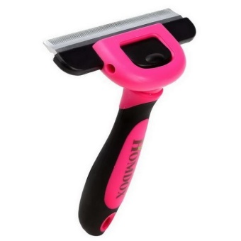 Toprank Homdox Pet Grooming Brush Deshedding Tool For All Size Dogs/Cats - intl