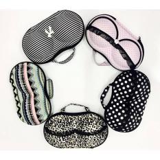 Travel Bra Case – Túi bảo vệ đồ lót Travel Portable Bra Underwear Lingerie Organizer Case Storage Box Bag