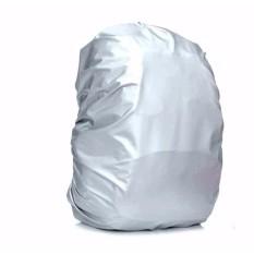 Trùm balo vali chống nắng chống bụi ( xám) Kmdeal