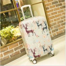 Túi Bọc Bảo Vệ Vali Size 20 – 24 Inches Thun 4 Chiều Co Giãn Giặt Được