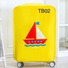 Giá KM Túi bọc vali chống xước size 22
