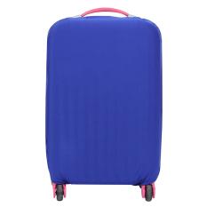 Túi bọc Vali du lịch Trolley – xanh đậm