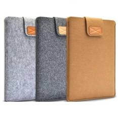 Túi chống sốc chất liệu dạ dành cho laptop 15 inch (Khaki)
