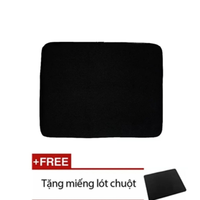 Túi chống sốc cho laptop 15.6 inch cao cấp + Tặng bàn di chuột