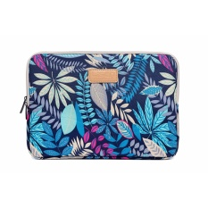 Túi chống sốc laptop 13 inch họa tiết hoa văn