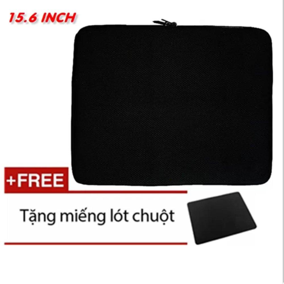 Túi chống sốc Laptop 15.6 Inch + Tặng 1 bàn di chuột