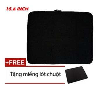 Túi chống sốc Laptop 15.6 Inch cao cấp + Tặng 1 bàn di chuột